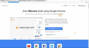 იცოდით, რომ თქვენს google chrome-ს შეუძლია ფული გამოიმუშაოს?
