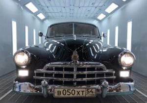 ნოვოსიბირსკში გაიყიდა უნიკალური ГАЗ-12 ЗИМ 20 მილიონ რუბლად