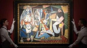 ხუთი ყველაზე ძვირადღირებული ნახატი