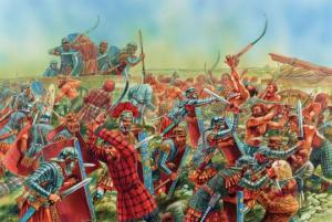 მე-2 საუკუნის მსოფლიოში მომხდარი ომების სრული სია