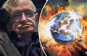სტივენ ჰოკინგის თქმით, დედამიწა 200 წელიწადში აღარ იარსებებს    -  7 მოსაზრება,  თუ რა შეიძლება მოხდეს