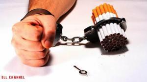 როგორ დავანებე თავი მოწევას