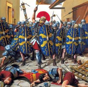 მე-4 საუკუნის მსოფლიოში მომხდარი ომების სრული სია