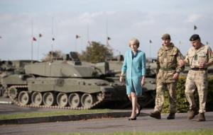 ბრიტანეთი სირიაში სამხედრო ინტერვენციისთვის ემზადება