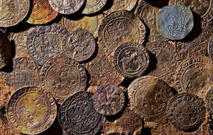 ნამიბიის სანაპიროზე ოქროთი სავსე 500 წლის ხომალდი აღმოაჩინეს