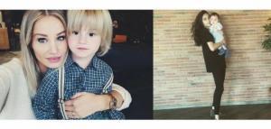 ცნობილი ქართველი ქალები მცირეწლოვან შვილებთან ერთად (+ფოტოები)