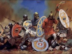 მე-5 საუკუნის მსოფლიოში მომხდარი ომების სრული სია
