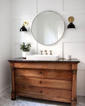 როგორ მოვაწყოთ მცირე ბიუჯეტით, მოსაწყენი სააბაზანო?