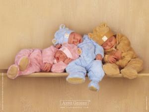 უსაყვარლესი ბავშვების ფოტოები