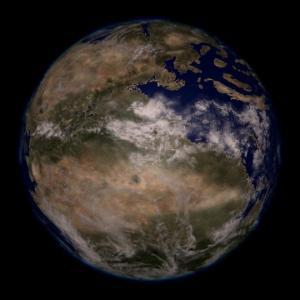 დედამიწა 220 მილიონი წლის წინ
