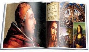 ყველაზე სასტიკი პაპის ხელდასმით შექმნილი შედევრები. ადამიანი, რომელიც ქრისტეს თანამედროვე გამოსახულების პროტოტიპი იყო