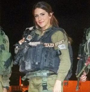 Orin Julie-ისრაელის ჯარის მომხიბვლელი ვეტერანი
