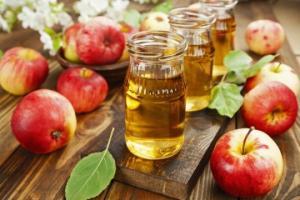 როგორ მოვამზადოთ საუკეთესო ვაშლის ძმარი