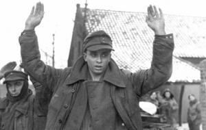 როგორ ბარდებოდნენ ტყვედ II მსოფლიო ომის დროს - უნიკალური მასალები