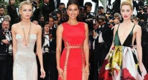 კანის კინოფესტივალის წითელი ხალიჩა -  ვინ როგორ გამოიყურებოდა კამერების წინ?