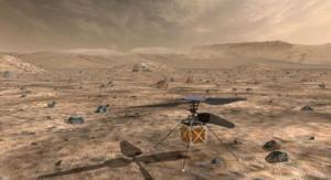 ნასა  მარსზე  2020 წელს ვერტმფრენს გაგზავნის