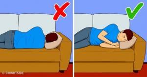 რატომ უნდა გვეძინოს მარცხენა მხარეს – რჩევები  დოქტორ ჯონ დუილარდისგან