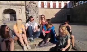 ვინ არის ქართველი გოგონა, რომელმაც უცხოელი სტუდენტები ქართულად აამღერა?-ინტერვიუ ანი სპარსიაშვილთან