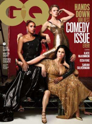 რა შეცდომა დაუშვა ჟურნალ GQმ?