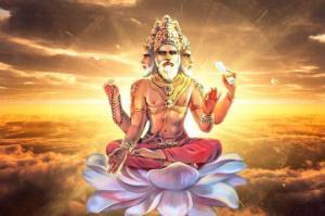 ბრაჰმანიზმი - უძველესი ინდური რელიგია, რომელმაც სათავე დაუდო ქრისტიანობის უმთავრეს პრინციპებს