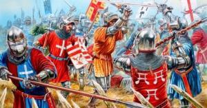 მე-15 საუკუნის პირველ ნახევარში მსოფლიოში მომხდარი ომების სია