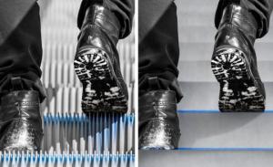 დაფიქრებულხართ, რატომ არის ესკალატორის კიბეები ნაკეცებიანი და არა სწორი ზედაპირით?