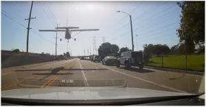 გამოუცდელმა პილოტმა გოგომ ოსტატურად დასვა თვითმფრინავი გადატვირთულ ტრასაზე(ვიდეო)