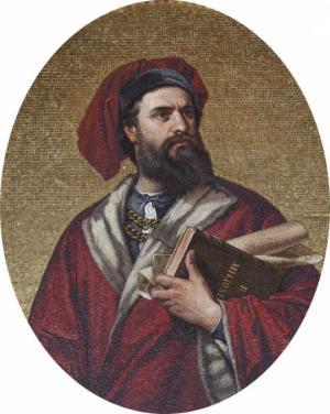 მარკო პოლო და ეპისკოპოსი ჟაკ დე ვიტრი (ვიტრიუსი)  საქართველოს შესახებ