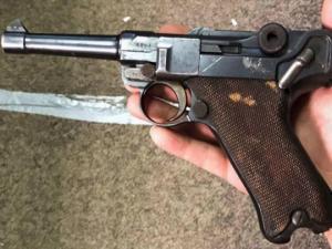 იშვიათი იარაღები, რომლებიც ლომბარდში ჩააბარეს