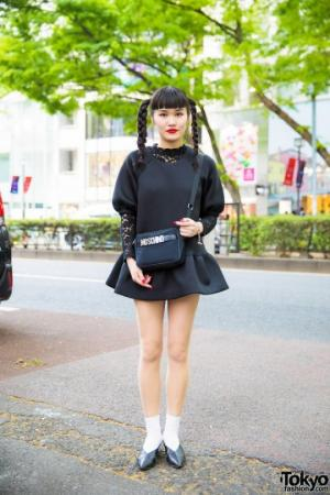 როგორი სამოსით დადის იაპონიის ქუჩებში ახალგაზრდობა (ნაწილი3)