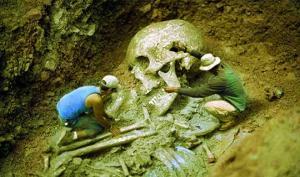 ადამიანი-გიგანტები  – უძველესი მოსახლეობა ჩვენს პლანეტაზე (აკრძალული არქეოლოგია)