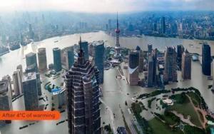 კლიმატოლოგებმა დაასახელეს ქალაქები,რომლებიც 100 წლის მერე წყალში ჩაიძირება