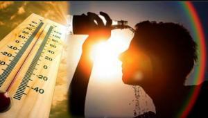 უახლოეს დღეებში ჰაერის ტემპერატურა +43 გრადუსს მიაღწევს