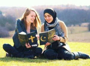 როგორი დამოკიდებულება აქვს ისლამს ქრისტიანებისა და ებრაელების მიმართ?