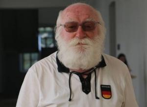 70 წლის სტუდენტი, რომელიც თბილისის სახელმწიფო უნივერსიტეტში სწავლობს