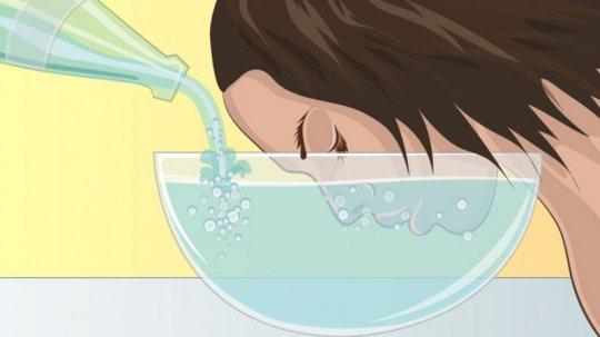 ჩაყვინთეთ მინერალურ წყალში-მეთოდი, რომელიც საოცრებას ახდენს