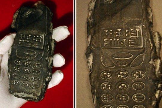 თიხისგან დამზადებული უძველესი მობილურის ტელეფონის საიდუმლო
