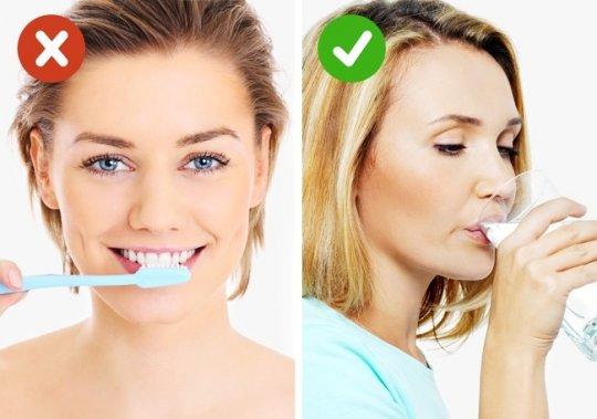 როგორ მოქმედებს გაზიანი სამელები ჩვენს კბილებზე