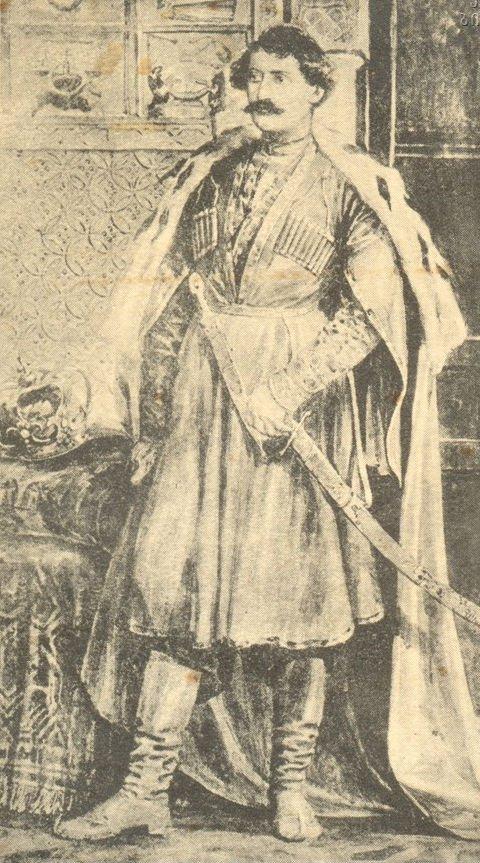 იმერეთის უკანასკნელი მეფე სოლომონ II