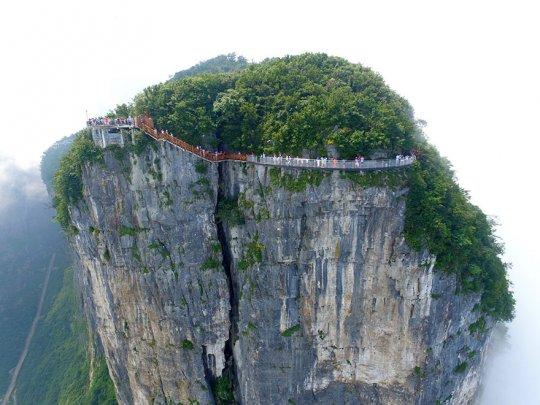 მთა ჩინეთში