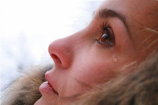 რატომ ტირიან ქალები?