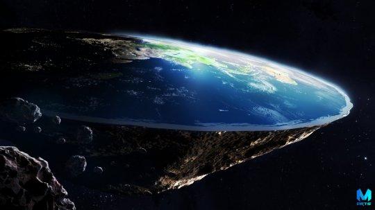 ბრტყელი დედამიწა ისლამში