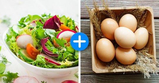 საკვები პროდუქტების კომბინაცია, რომელიც წონაში კლებას უწყობს ხელს