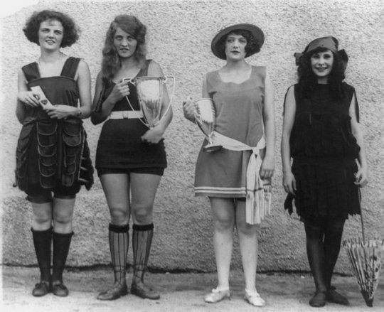 მე-20 საუკუნის ყველაზე უცნაური სილამაზის კონკურსები