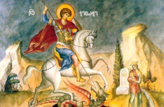 რა კავშირი აქვს წმინდა გიორგის საქართველოსთან და რატომ აღვნიშნავთ გიორგობას 23 ნოემბერს