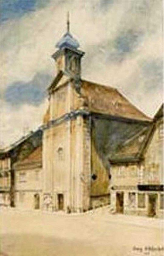 ადოლფ ჰიტლერი. ადოლფ ჰიტლერის ნახატები