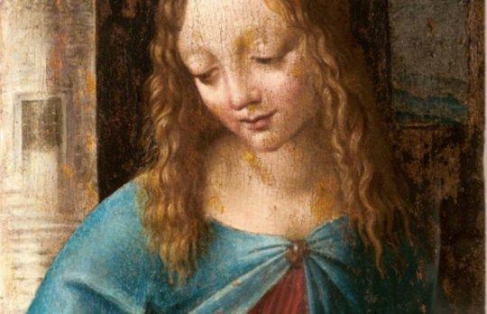 ლეონარდო და ვინჩის ნახატები