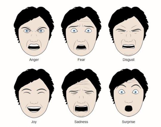 7 ემოცია