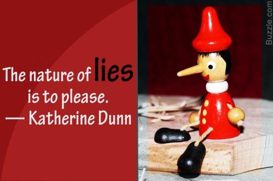 რატომ იტყუებიან ადამიანები
