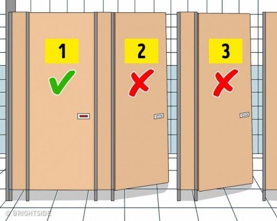 როგორ ვისარგებლოთ საზოგადოებრივი საპირფარეშოებით უსაფრთხოდ  -  10 რჩევა